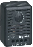 LEGRAND 034848 XL VDI Термостат 12-250В, 10А